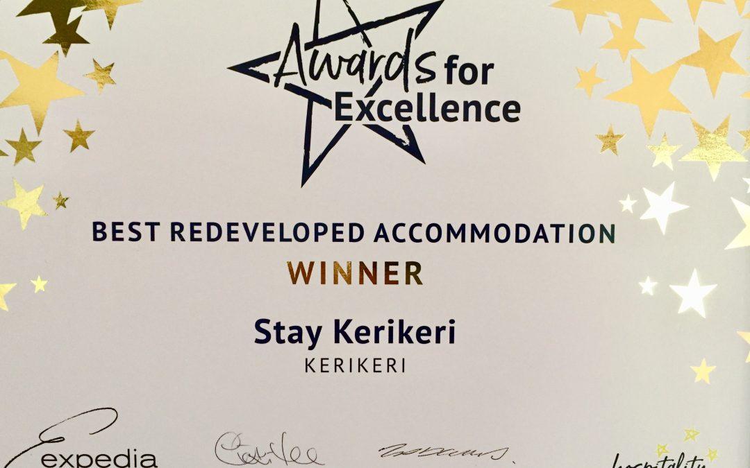 Winners ! – 2017 New Zealand Hospitality Awards