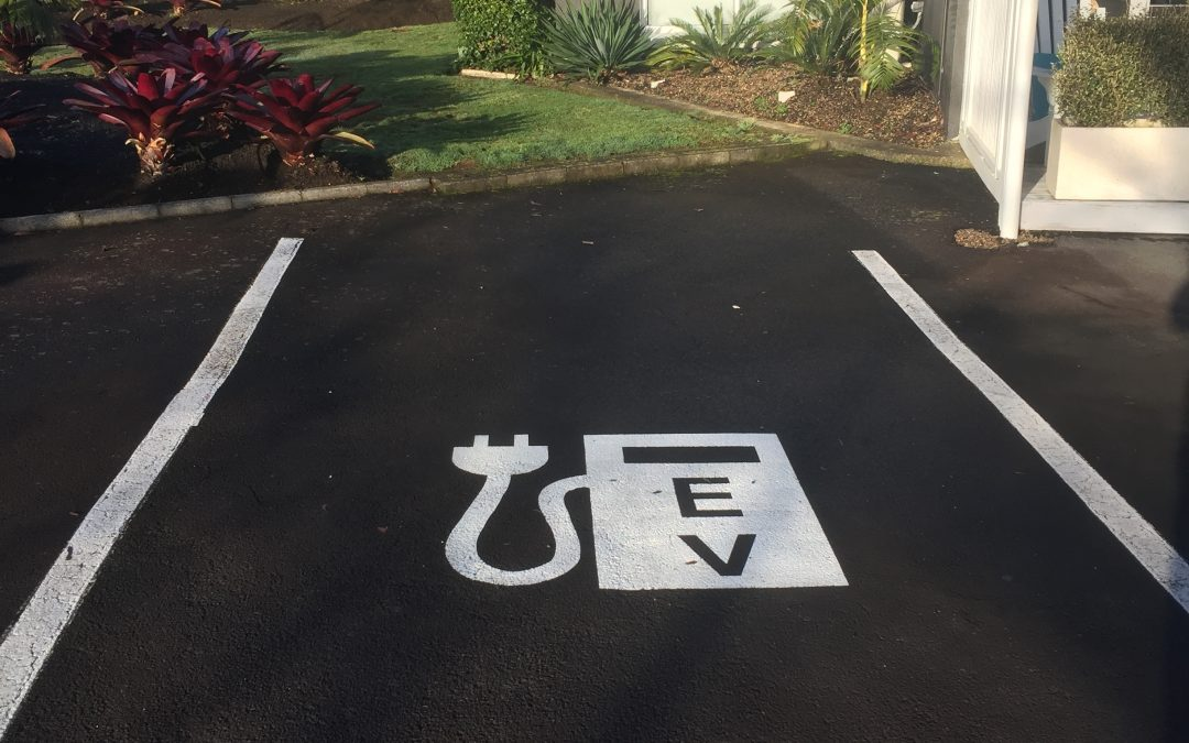 Plug and play in Kerikeri – With our electric car Charger