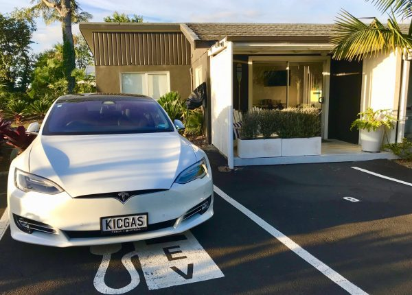 EV Car Charger Free for our Guests