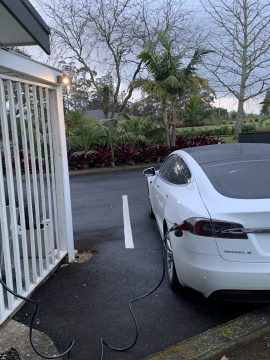 Plug and play in Kerikeri – With our free electric car charger