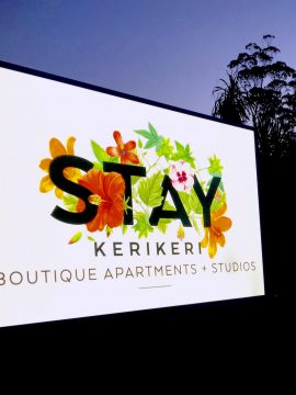 'Stay Kerikeri' Grand Opening September 01, 2016