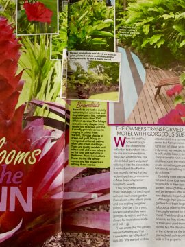 New Zealand Womens Weekly…talk about our gardens