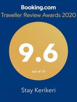 Trip Advisor #1 Kerikeri